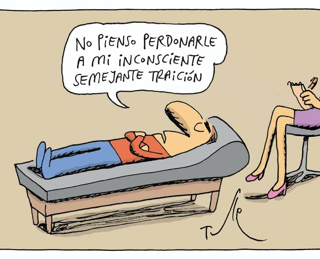 El Inconsciente según @Tutehumor