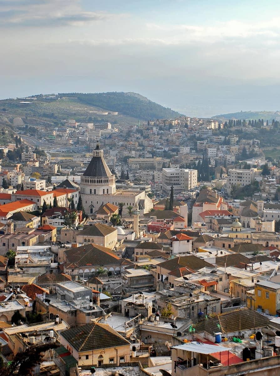 Ciudad de Nazaret